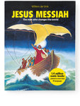Jesus Messiah comic book by Willem de Vink