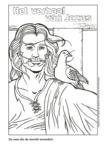 Kleurboek Jezus Messias