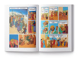 Jesus Messiah Chinese comic book
