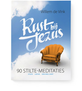 Rust bij Jezus door Willem de Vink