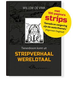 Stripverhaal Wereldtaal - Door Willem de Vink